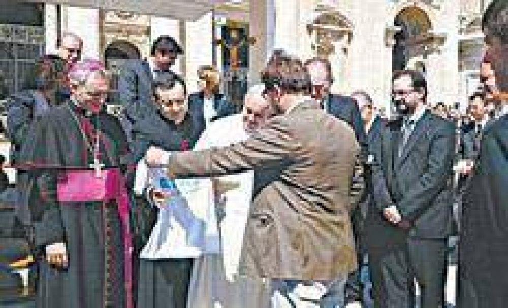 Jueces en el Vaticano