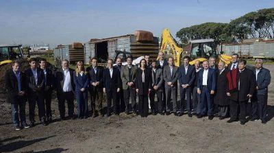 Vidal anunci� plan de seguridad e infraestructura para los municipios