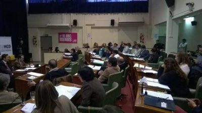 El peronismo agitó el debate en el Concejo Deliberante pidiendo que San Isidro apoye la ley antidespidos