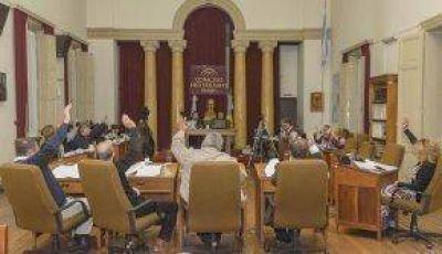 Se llevó adelante la tercera sesión ordinaria del Concejo Deliberante