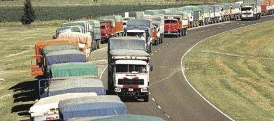 """""""Tenemos el gasoil más caro de Sudamérica"""", se quejaron los transportistas entrerrianos"""