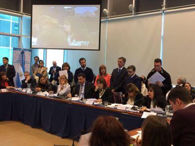 La agenda de los trabajos en comisión de los diputados nacionales por San Luis
