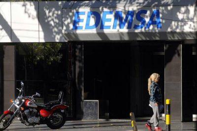 Edemsa: Gobierno evalúa su pasivo como causa de rescisión