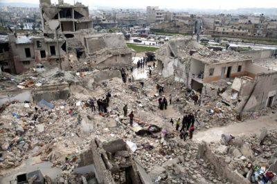 Estados Unidos y Siria anuncian una tregua temporal en Alepo