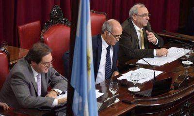 Con el voto massista Vidal logró la emergencia administrativa