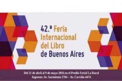Conversatorio sobre los derechos de los seres humanos en el Islam en la Feria del Libro en Buenos Aires