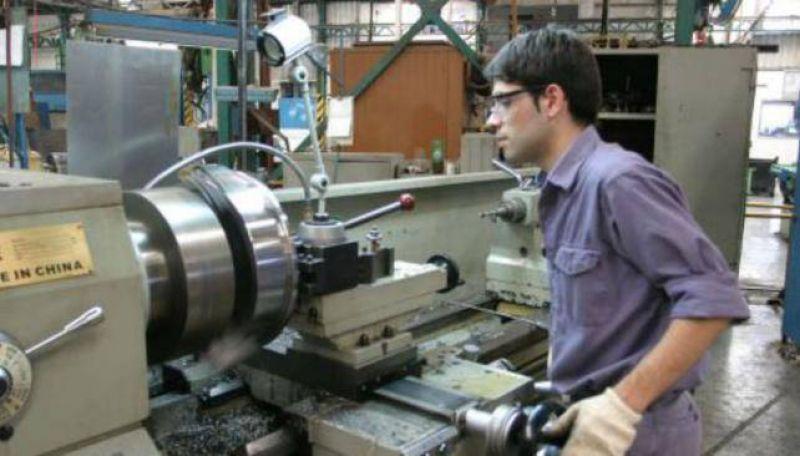 40 industrias metalúrgicas con recortes