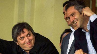 Máximo Kirchner denunció al gobernador Gerardo Morales