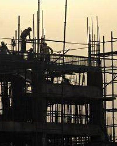 Una estructura económica que se desploma