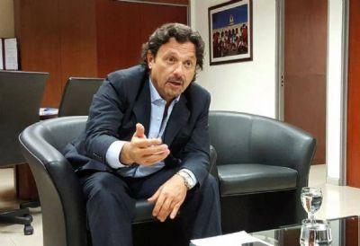 Gustavo S�enz convoc� una reuni�n con los gremios municipales