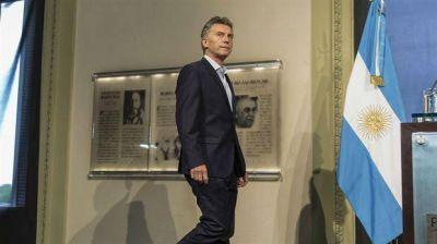 Macri fustigó a los que desean que no le vaya bien