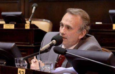 """Vignali apunta a """"saber si el Estado resulta eficiente"""""""