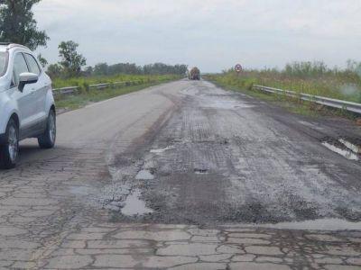 El gobernador declarará la emergencia vial en la provincia