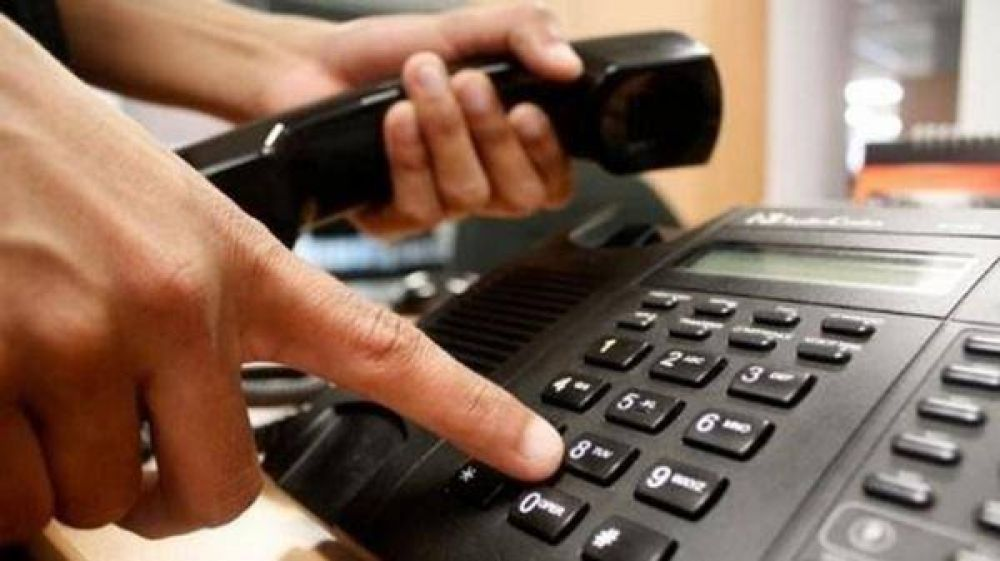 Otro tarifazo: aumenta un 192% la telefonía fija