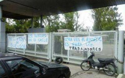 Quilmes: Paro y movilizaci�n de empleados del frigor�fico ex Finexcor