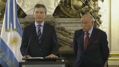 Macri anunció inversiones por US$ 2.000 millones en infraestructura