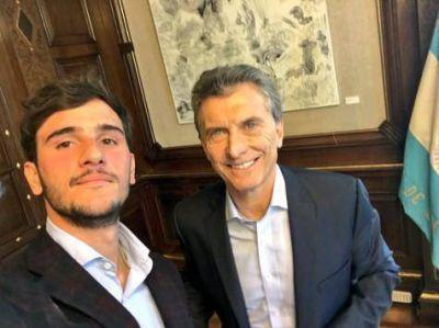 Macri salió a bancar a Robledo