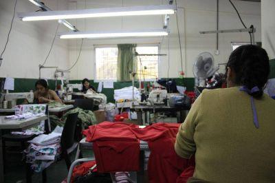 Clausuraron un taller ilegal en Villa Soldati
