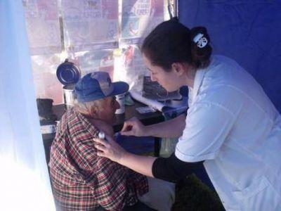 Vacunación antigripal: comenzó en Trenque Lauquen. Hoy en 30 de Agosto y Beruti