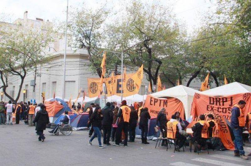 ATE denunció en la Fiscalía de Estado los acuerdos paritarios