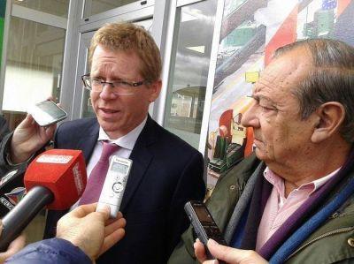 Curutchet inauguró un módulo del BAPRO en el PITA y vaticinó baja de inflación