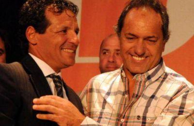 Daniel Scioli regresa a Mar del Plata de la mano de Juan Curuchet