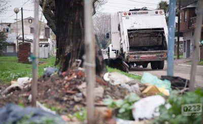 Recolección de residuos: se podría paralizar el servicio por deuda de $120 millones