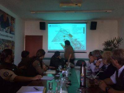 La Provincia proyecta controles forestales integrales