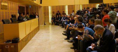 Rovira: �Estamos preocupados por la suba en los servicios y el deterioro de los salarios�
