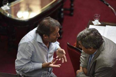 Senado: tras el estallido, se formalizó el tercer bloque peronista