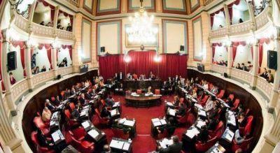 El Bloque Peronista integrado por 6 senadores oficializó la ruptura luego de la disputa