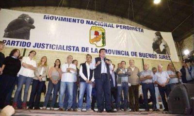 Pese a las peleas internas, Espinoza convoca a una cumbre del PJ