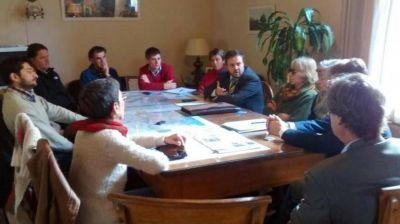Proteccionistas y concejales acordaron presentar un pedido de informes