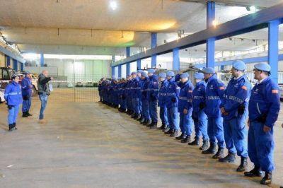 Jornadas de capacitaci�n a efectivos de la Polic�a Local