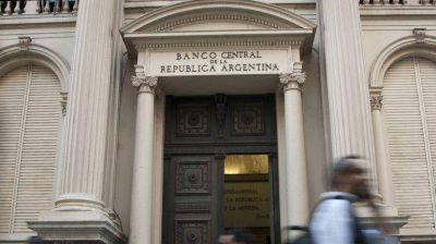 En la primera semana de mayo, las reservas del Banco Central cayeron USD 3.000 millones