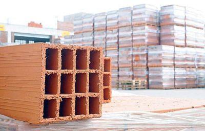 La venta de materiales de construcción disminuyó aproximadamente un 30%