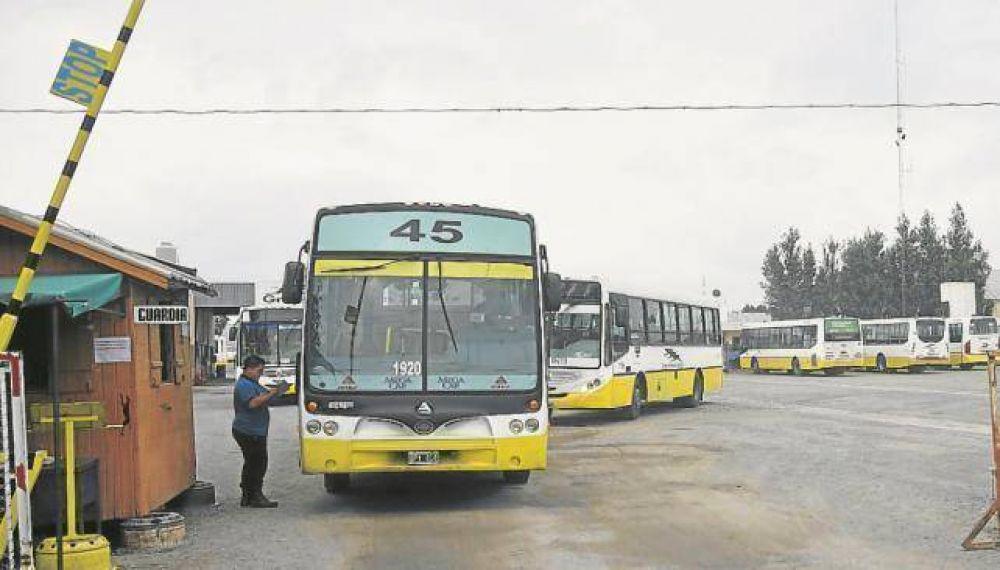 Paro de Autobuses: conciliación con dudas