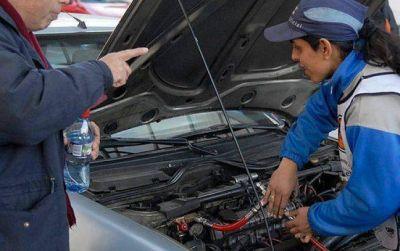 Cortan el servicio de GNC en Santa Rosa
