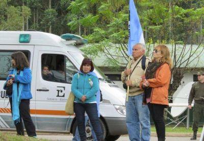 Reclamos al Gobierno en una nueva marcha contra la pastera Botnia-UPM