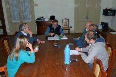 Avanzan a buen ritmo las reuniones por la modificación de la ordenanza de ordenamiento territorial