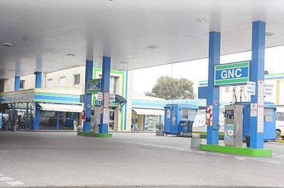 Volvieron a suspender la venta de GNC en algunas estaciones de la ciudad