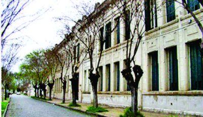 Se invertirán 600 mil pesos en trabajos de restauración de la Escuela Nº 1