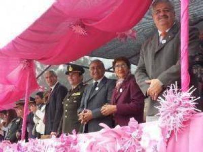 El pueblo de Salvador Mazza rindió culto a la Virgen de Luján