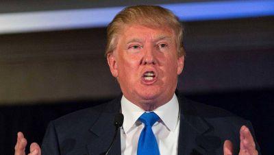 Otra de Trump: acusó a Hillary de apañar los excesos de Bill