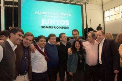 Lo que dejó el acto fundacional del partido que lidera el gobernador Weretilneck