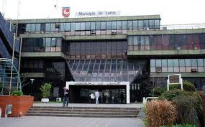 Remodelarán el edificio del Municipio de Lanús