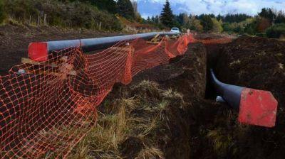 La terminaci�n del gasoducto cordillerano no es prioridad