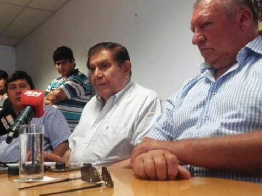 Anunciaron movilización petrolera para el viernes
