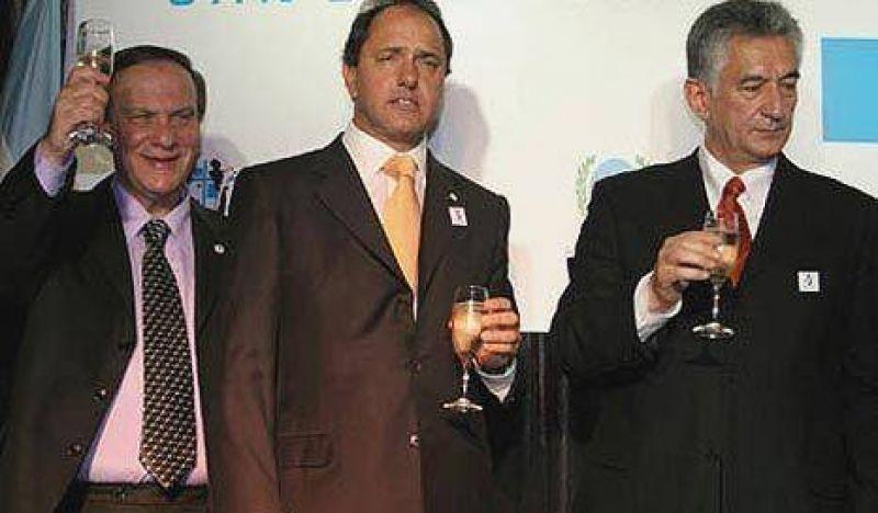 Scioli buscará que los empresarios cierren más temprano los boliches