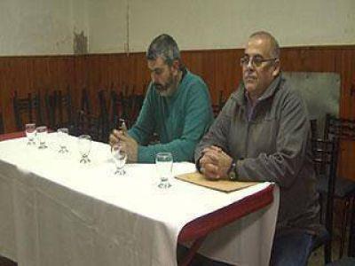 Legisladores nacionales dejaron plantados a los vecinalistas